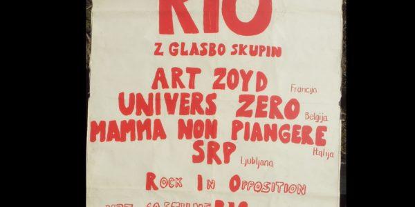 Lubiana RIO 1980